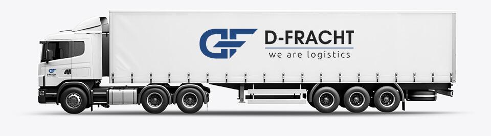 d-fracht uslugi transportowe tir